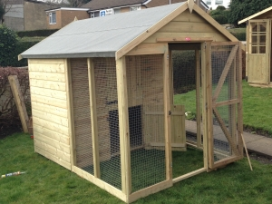 Compact Country Kennel