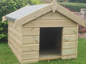Traditional Apex Kennel